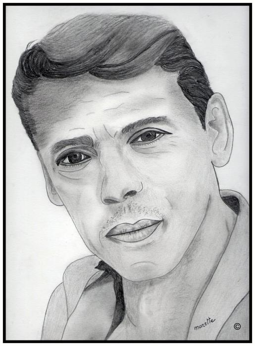 Jacques Brel by chimerie
